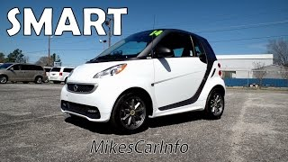 2014 Smart Fortwo Coupe BoConcept