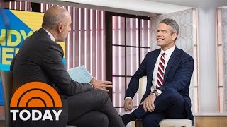 Andy Cohen Gets Candid In New Book 'Superficial' | TODAY