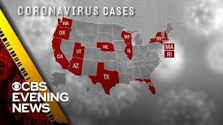 Coronavirus death toll rises in U.S.