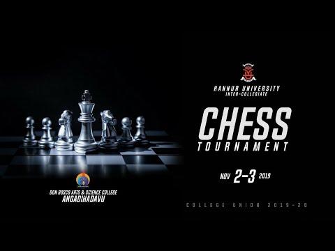 Kannur University Chess Tournament Recap   Don Bosco Arts & Science Coll...