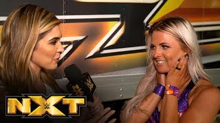 Candice LeRae in shock after victory: NXT Exclusive, Sept. 18, 2019