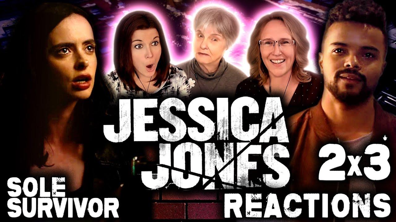 Download Jessica Jones 2x3 | Sole Survivor | Reactions