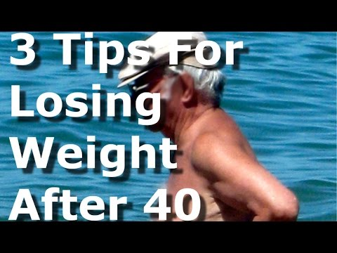 how to lose weight after 40 and menopause