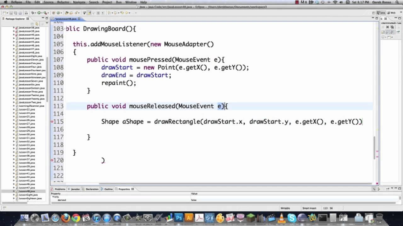 Java video tutorial 48 youtube java video tutorial 48 baditri Image collections