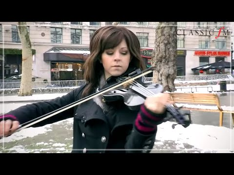 Lindsey Stirling performs for Classic FM