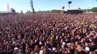 Gambar cover Europe - Firebox (Live At Hellfest 2018)