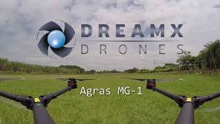Vuelo Agras MG-1 By Dreamxdrones