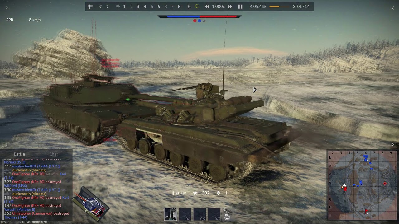 ip war thunder