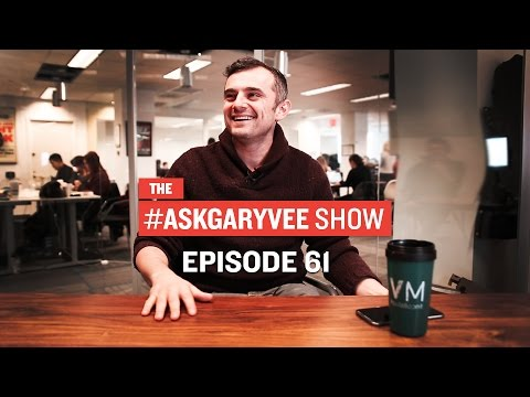 #AskGaryVee Episode 61: Hiring Friends, Funerals, & The Reality Distortion Field