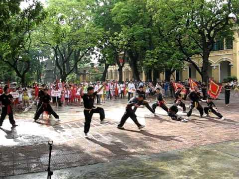 Võ Thuật Học Đường* voduongthanhphong.com.vn