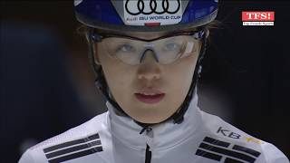 2017-09-30 1000m - Short Track World Cup 2017-18. (Budapest, Hungary) Stage 1