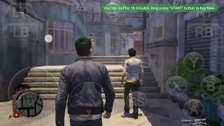 Sleeping dogs play Android proof gameplay cloud games Play Store release