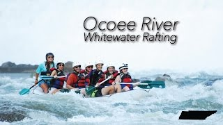 Whitewater Rafting the Ocoee River in Tennessee | Merevin