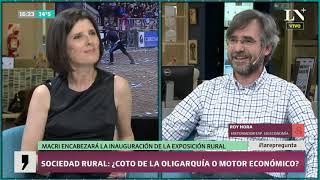 Sociedad rural: ¿coto de la oligarquía o motor económico?