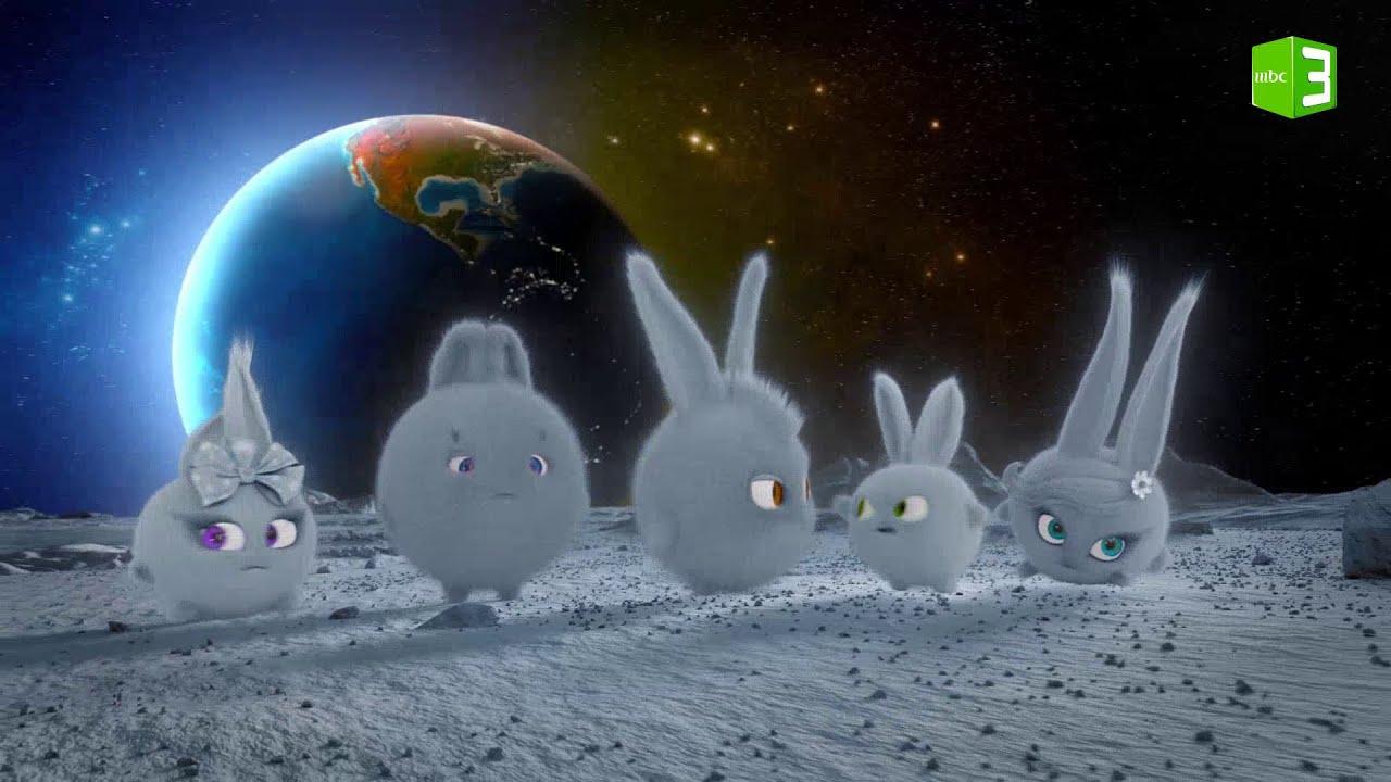 السقوط في فوهة سطح القمر