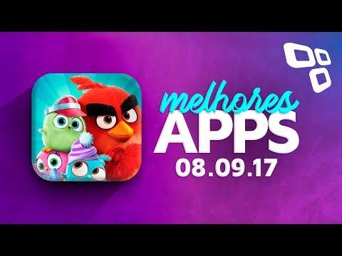 Melhores Apps da Semana para Android e iOS - Review (06/09/2017) - TecMundo