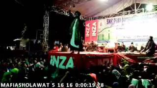 Syahdu Ayah + Ibu Gus Ali Gondrong Mafia Sholawat Sumoroto Ponorogo