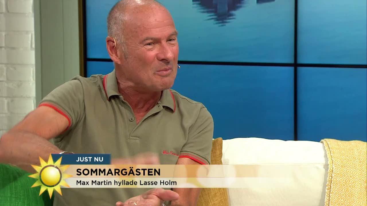 Lasse Holms Kanga Till Kvallspressen No Comments Nyhetsmorgon Tv4 Youtube