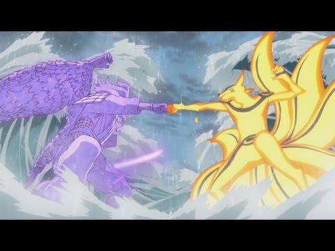 Naruto vs Sasuke  - Final Battle - Guardians Of Truth AMV / ASMV