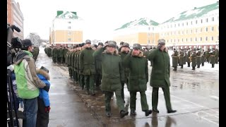 День защитника Отечества в академии РХБЗ