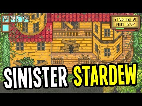 Gleaner Heights - A Sinister Stardew Valley (and also Clunkier!) - Gleaner Heights Gameplay