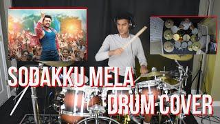 Cover images Sodakku Mela - Drum Cover - Anirudh Ravichander (from Thaanaa Serndha Koottam)