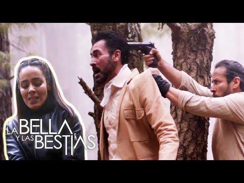 La Bella y las Bestias | Isabela presencia cómo la Bestia #8 es asesinada