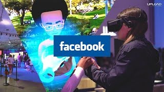 Facebook Announces new VR + AR Experiences @ F8 2017