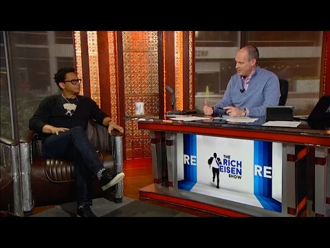 NFL Network Analyst Eric Davis Weighs in on Upcoming Divisional Playoff Games - 1/20/16