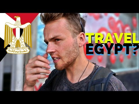 TRAVELLING in EGYPT is CRAZY