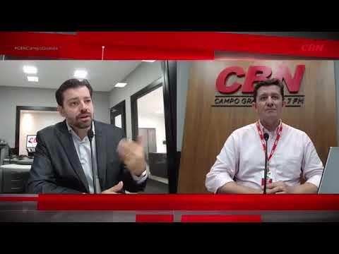 Entrevista CBN Campo Grande: Fabrício Colacino, médico oncologista