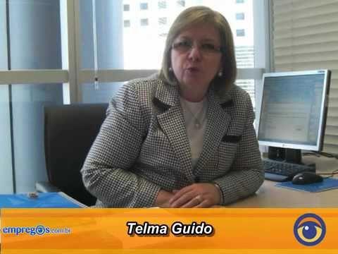 Entrevista com dicas de Telma Guido - Empregos.com.br