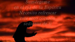 Sumergeme pista Jesús Adrián Romero