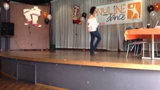 Twist and Turns Line Dance