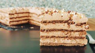 En 10 minutos ya tienes una tarta espectacular, sin horno y con solo 4 ingredientes   Tarta express