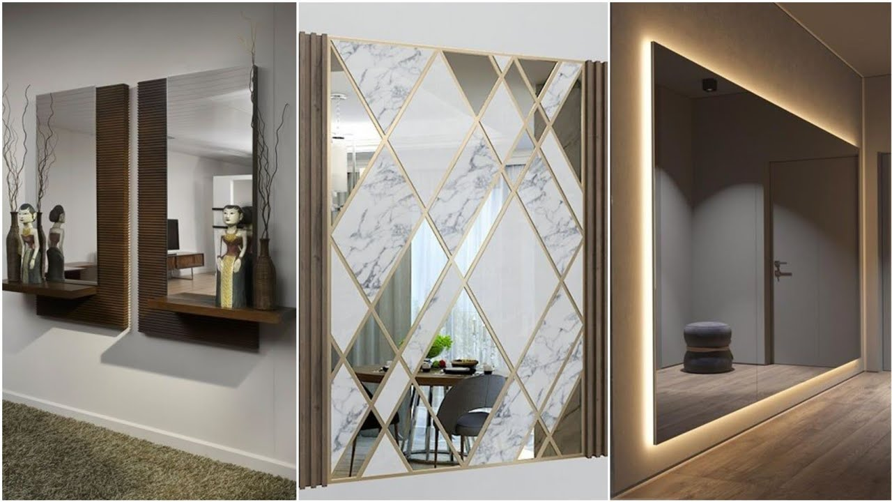 100 Wall Mirror Design Ideas Living, Design Mirrors For Living Rooms
