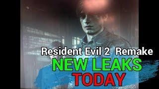 Resident Evil 2 Remake New Leaks Today
