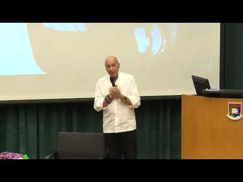 Distinguished Lecture By Dr. Allan Zeman (Part 1 Of 2)