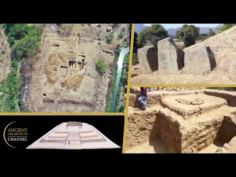 3,000-Year-Old Megalithic 'Water Temple' Discovered in Peru | Ancient Architects