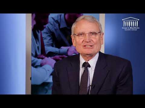 Gérard Cherpion - La réforme de  la formation professionnelle
