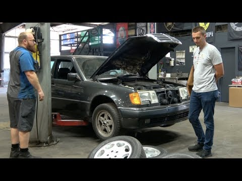 Here's Why You Should NEVER EVER Buy a Cheap Used Mercedes