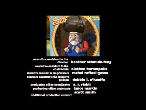 TOY STORY 2 closingcredits