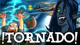 MAG I TORNADO?! DROGA DO 200 LVL!- SHAKES AND FIDGET #33