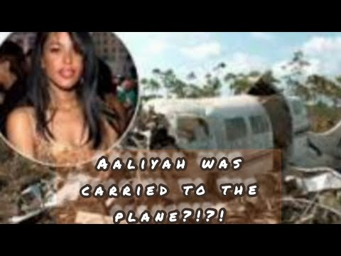 Witness Claims Aaliyah Took a Sleeping Pill And Was Carried To ...