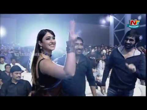 Ileana D'Cruz Beautiful Entry @ Amar Akbar Anthony Pre Release Event | Ravi Teja | NTV ENT