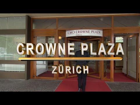 Crowne Plaza Zürich Promotion Video