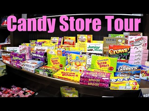 Powell's Sweet Shoppe Candy Store & Toy Shop: AMAZING Candy & Chocolates - Highly Recommended