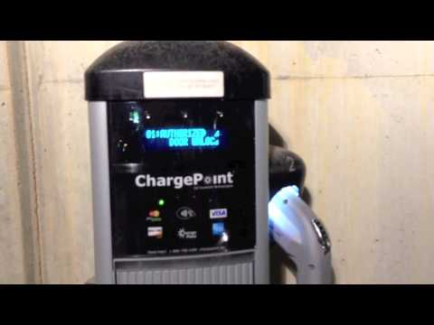 Public Ev Charging Stations examples
