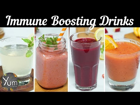 These drinks will help boosting your immune system to fight the Coronavirus.