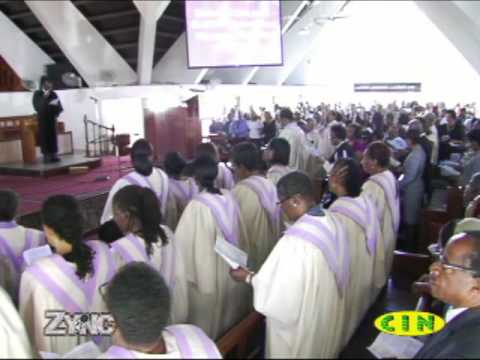 RELIGION IN JAMAICA Part 1 - Webster Memorial United Church